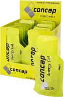 Concap Energy Gel - Peach - 24 x 40 gram