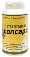 Concap Total Vitamin + B - 60 capsules