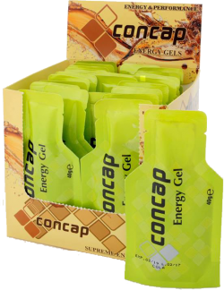 Concap Energy Gel - 24 x 40 gram