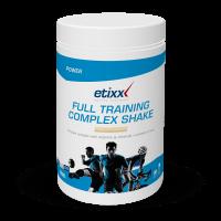 Etixx Full Training Complex Shake - Vanilla - 1000 grams
