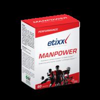 Etixx ManPower - 60 capsules