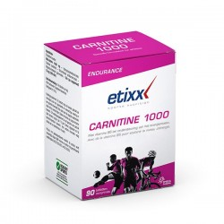 Etixx Carnitine 1000 - 90 tablets
