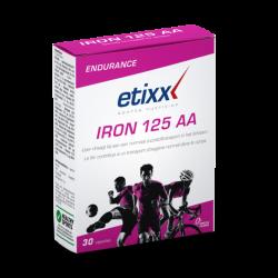 Etixx Iron AA Chelaat 125 - 30 capsules