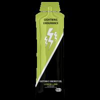 Lightning Endurance Isotonic Energy Gel - Lemon/Lime - 24 x 60 ml