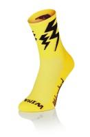 Lightning Socks - Yellow