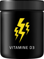 Lightning Vitamine D3 - 90 capsules