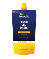Maxim Power Gel Drink - Lemon - 24 x 160 ml