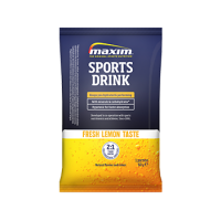 Maxim Sports Drink - Fresh Lemon - 20 x 60 gram