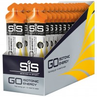 SiS GO Isotonic Gel - 30 x 60ml