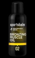 Sportsbalm Bronzing Muscle Oil - 200 ml