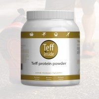 Teff Protein Powder - 1400 grams