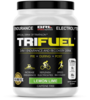 BRL TriFuel - Lemon Lime - 40 scoops