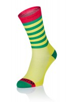 Winaar YGR stripes Cycling Socks