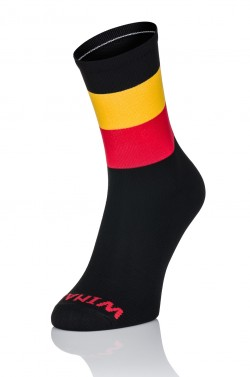 Winaar Belgium Cycling Socks
