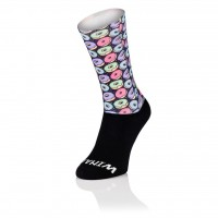 Winaar Donuts Cycling Socks
